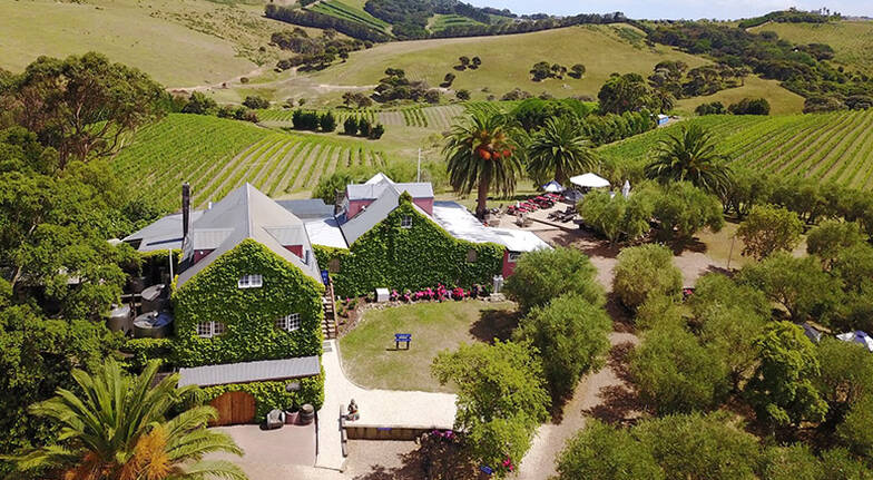 Helicopter Flight to Stonyridge Vineyard with Lunch  For 2