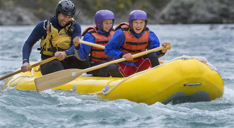 Hanmer Springs Canoe Safari