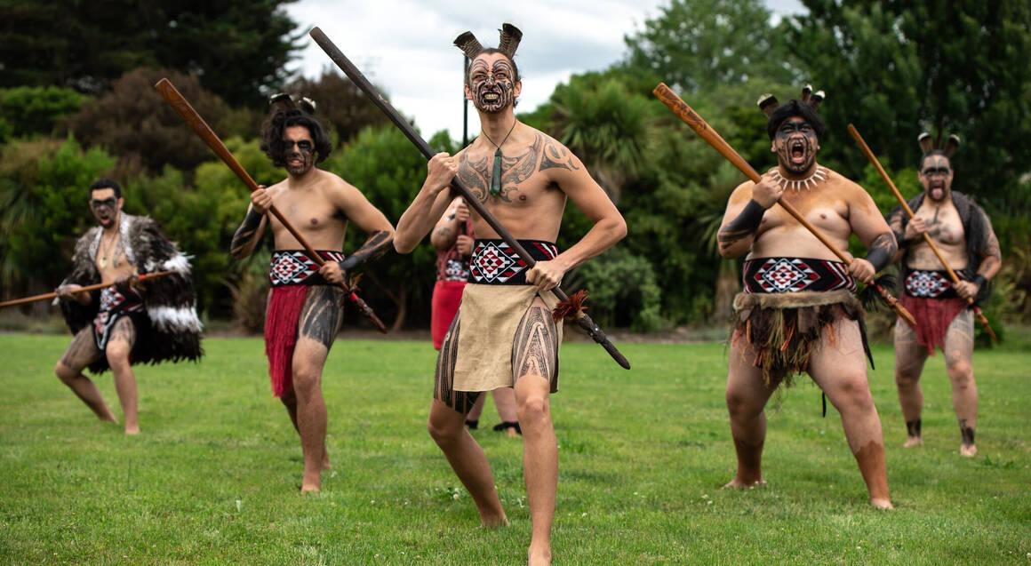 Nga Hau e Wha Marae Maori Cultural Tour and Performance