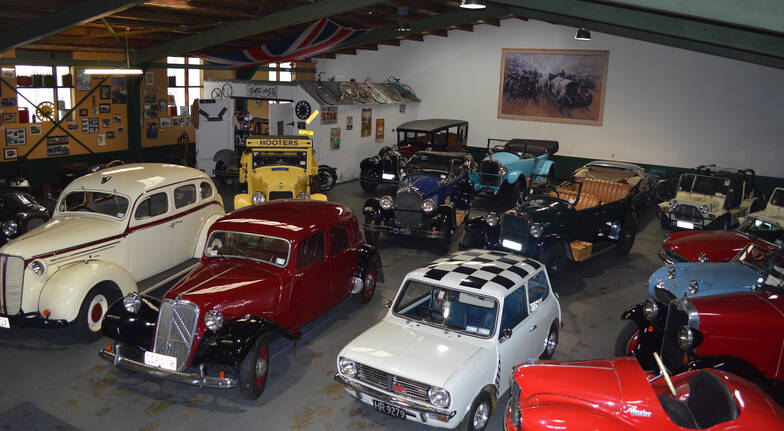 Private Napier City Highlights Tour by Vintage Car - 2 Hours