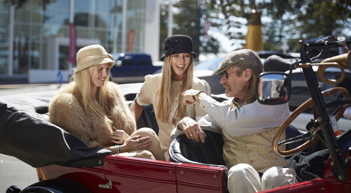Private Half Day Bespoke Vintage Car Tour of the Hawke's Bay