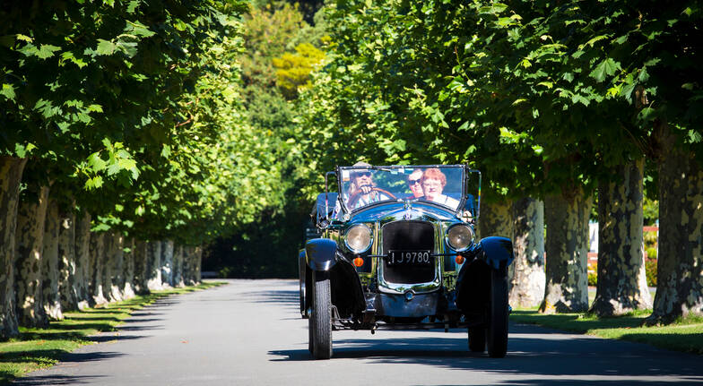 Private Full Day Bespoke Vintage Car Tour of the Hawke's Bay