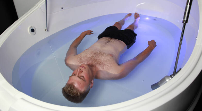 Float Therapy Session - 60 Mins - For 2