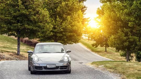 Porsche 911 Carrera 4S - Full Day Hire