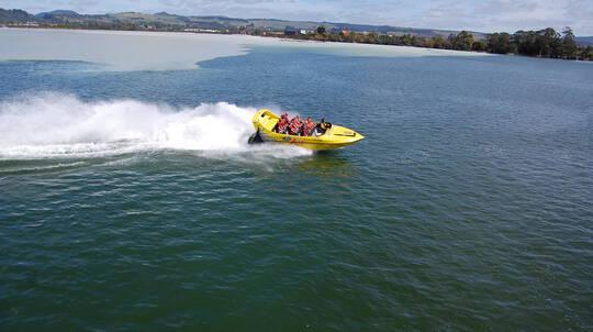Scenic Jet Boat Ride