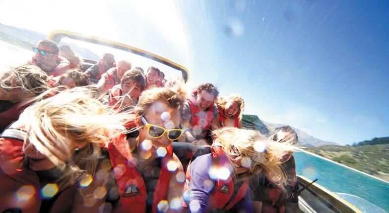 Queenstown Jet Boat Ride - 60 Minutes