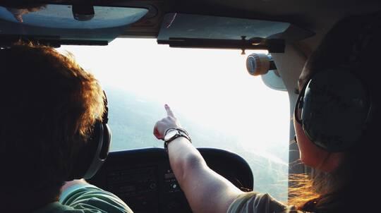 Kapiti Island Scenic Helicopter Flight - For 2