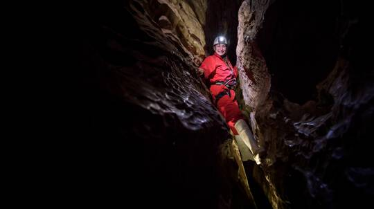 Black Odyssey Waitomo Caves Extreme Adventure