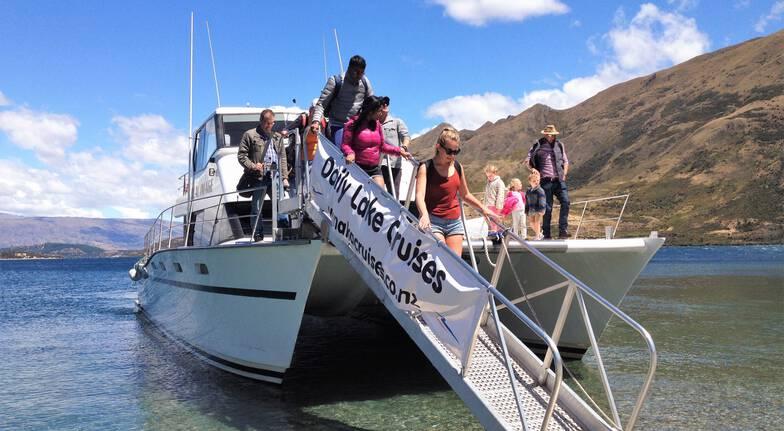Stevenson's Island Cruise and Nature Walk
