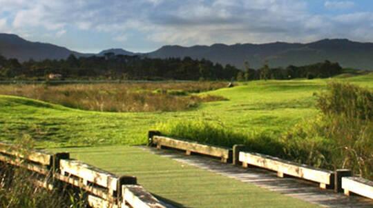 Matakana Golf and Fishing Day Tour departing Auckland