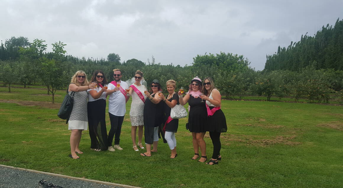 Matakana Hens Party Winery and Activity Tour