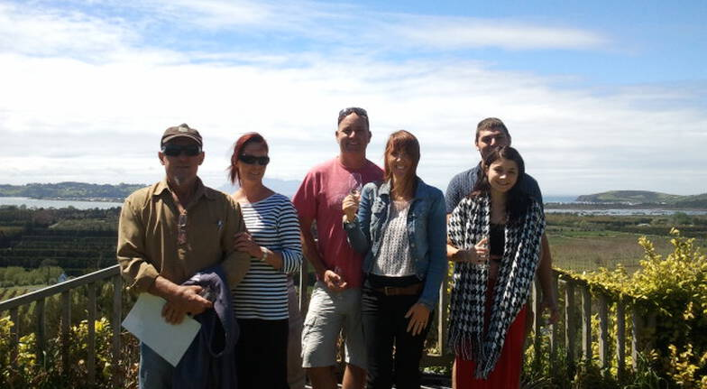 Matakana Hinterland Guided Day Tour