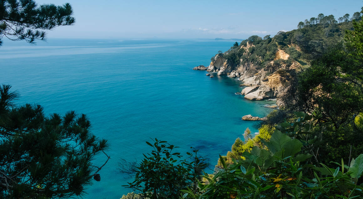 Guided Coastal Hike with Gourmet Food and Wine