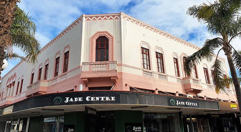Small Group Tour of Napier the Art Deco City  75 Minutes