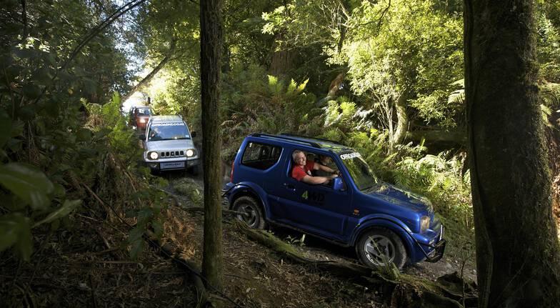 4WD Bush Safari Adventure