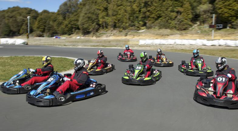 Raceline Karting and Monster 4X4 Thrill Ride Combo