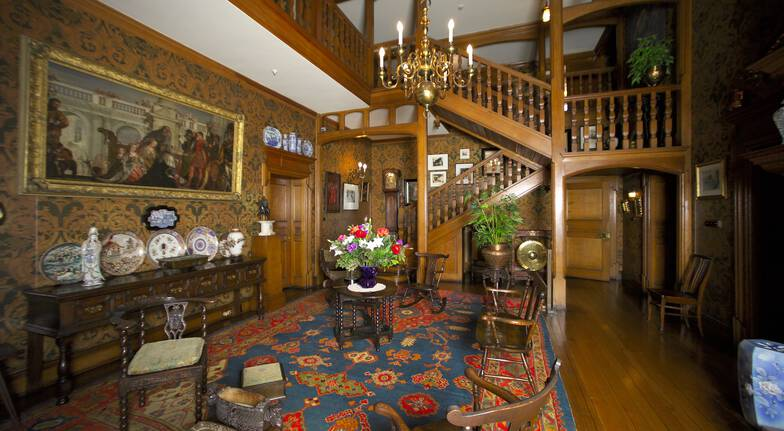 Guided Tour of Olveston Historic Home