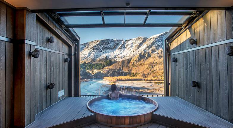 Daytime Hot Pools Exclusive Bathe with Bonus Pack - For 2