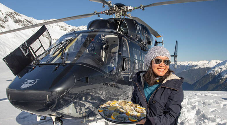 Private Scenic Flight with Alpine Picnic- Queenstown - For 2
