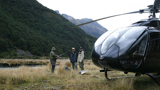 Queenstown Private Heli Fishing Trip with Lunch - For 2