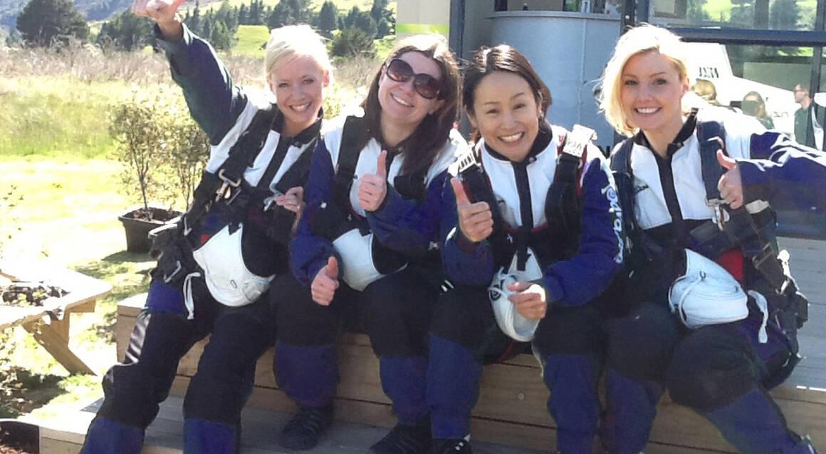 Glenorchy Tandem Skydive