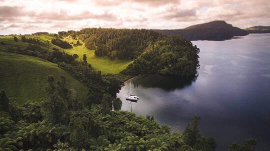 3 Hour Private Sailing Cruise on Lake Rotoiti - For up to 35