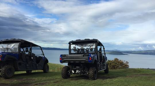4WD Off Road Buggy Ride - 60 Mins