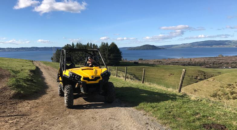 4X4 Self Drive Buggy Tour - 30 Mins - For 2