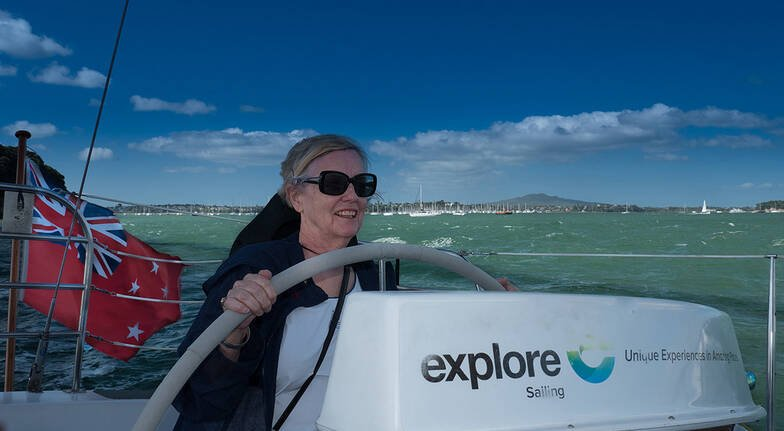 Auckland Harbour Sailing Yacht Cruise