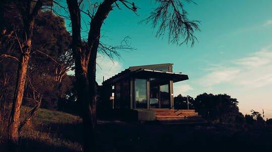 1 Night Luxury Glass Eco Cabin Stay - Korimako - For 2