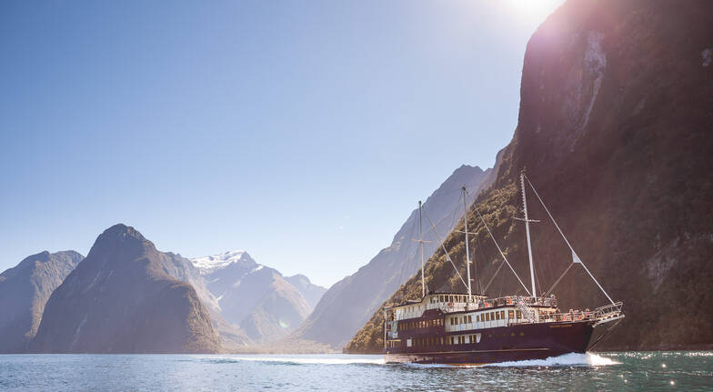 Milford Sound Cruise from Queenstown