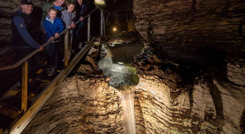 Guided Glowworm Caves Tour - Te Anau