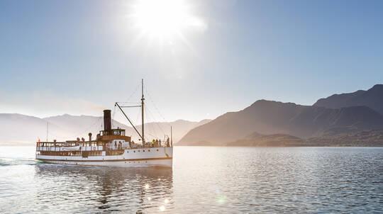 Vintage Steamship Cruise