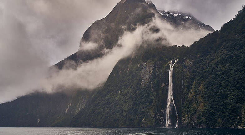 Milford Sound Cruise - 2 Hours