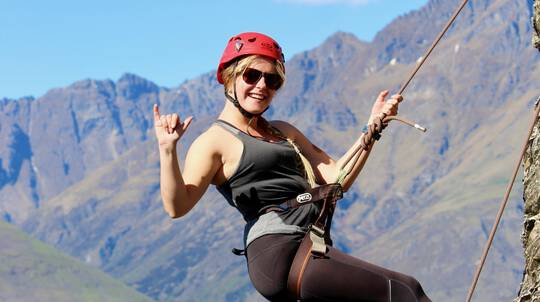 Abseiling In Queenstown - Half Day