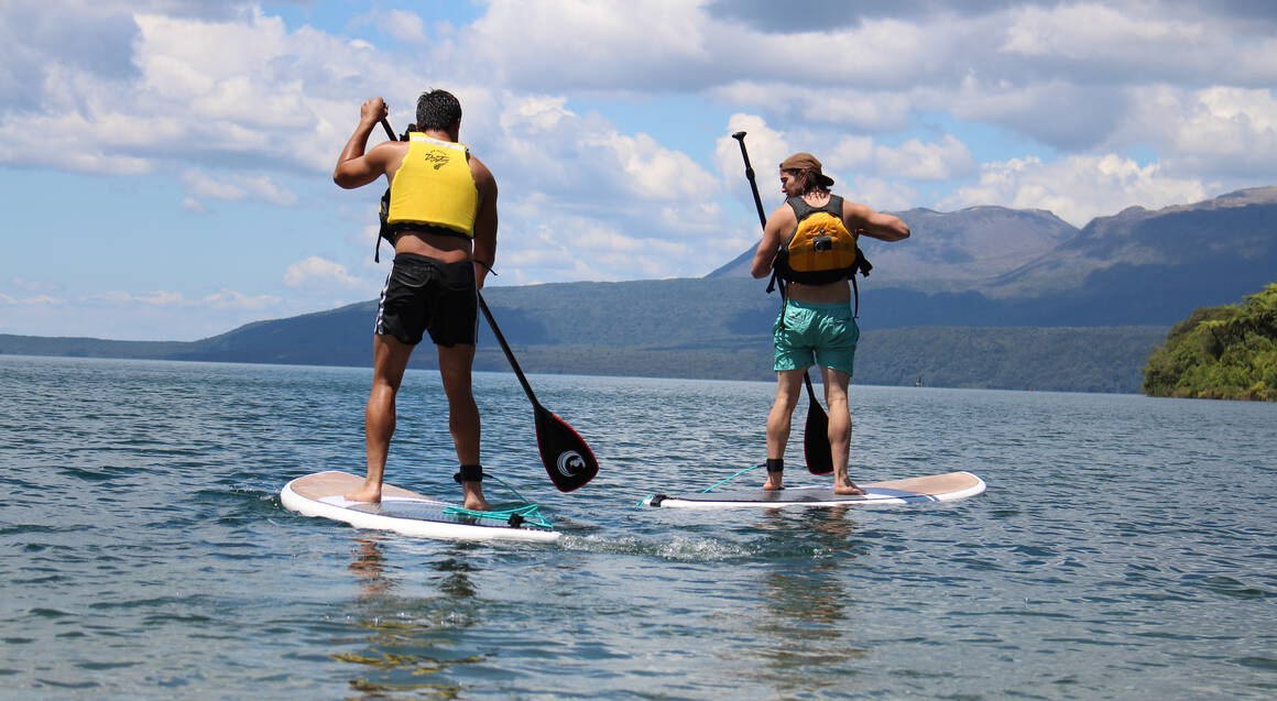 Guided Jetboard Wilderness Tour