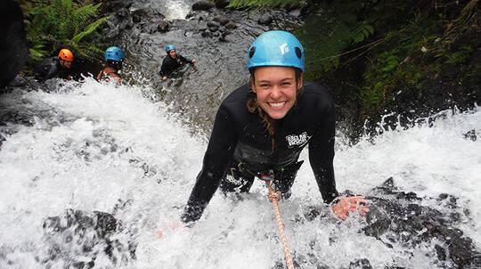 Karioi Canyoning Adventure