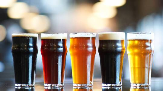 Craft Beer and Brewery Tour