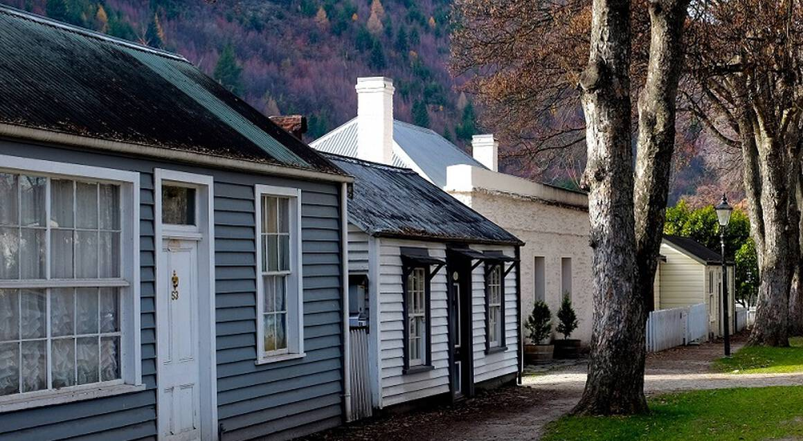 Arrowtown & Wanaka Historic Tour - Full Day