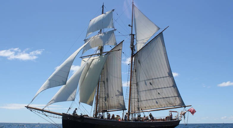 Tall Ship Sailing Adventure With Lunch