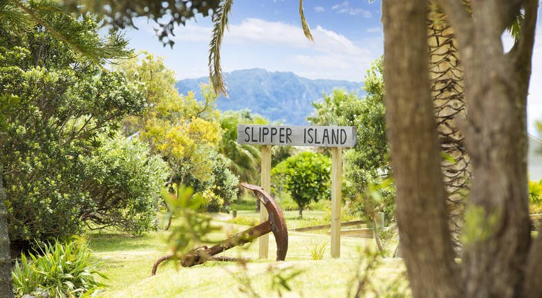 Slipper Island 2 Bedroom Chalet Getaway - Two Nights