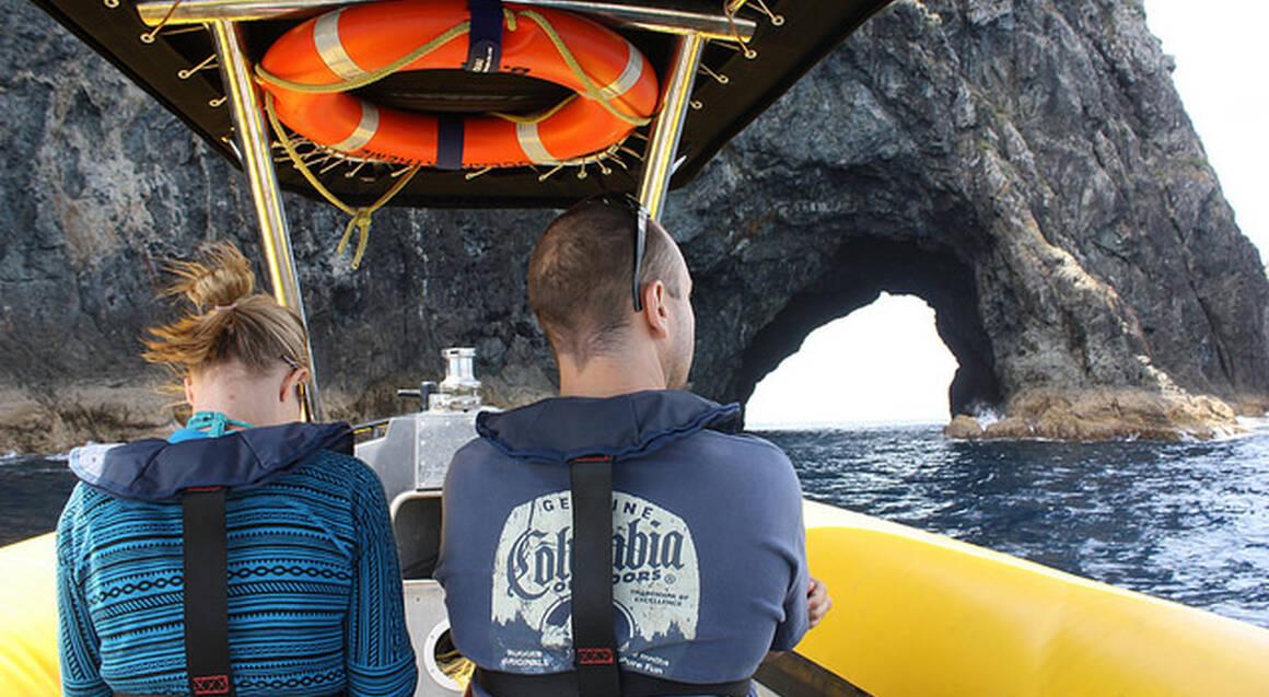 Bay of Islands Ocean Adventure