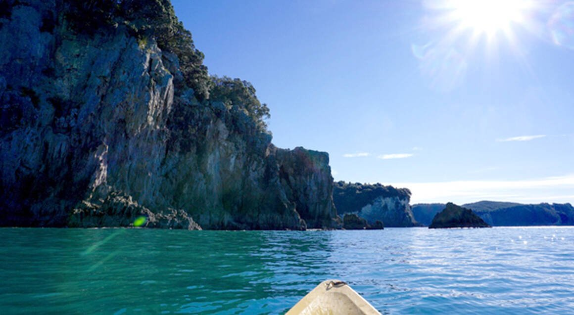 Guided Kayak Tour to Donut Island - For 2