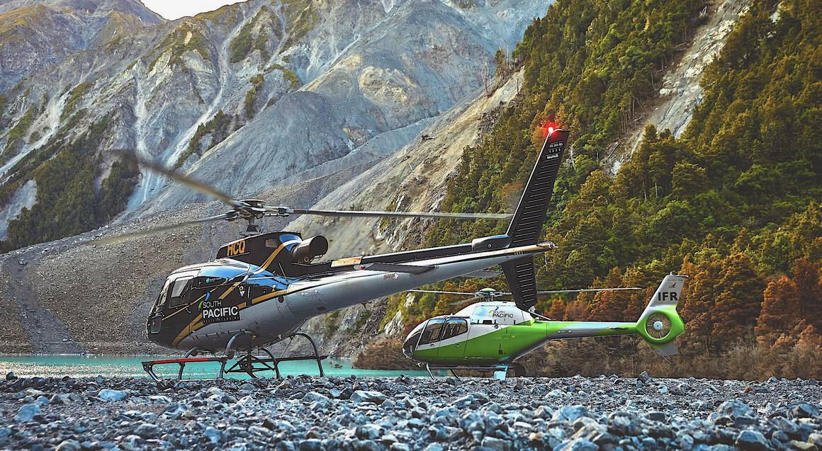 Whale Watching Helicopter Flight with Mt Fyffe Landing -1 Hr