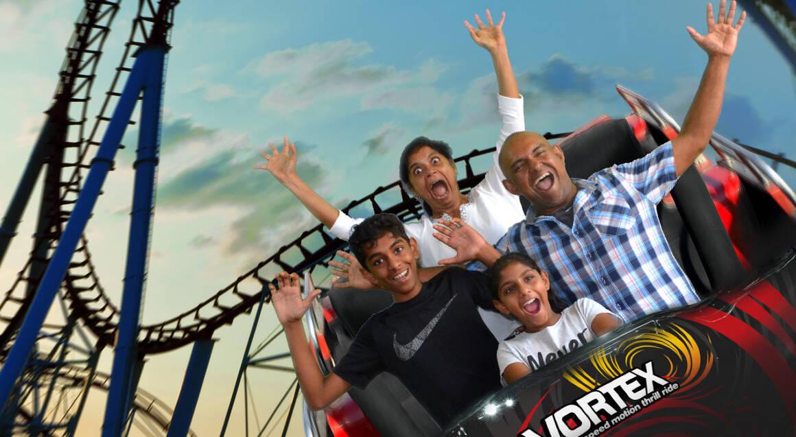 12D Motion Theatre Ride