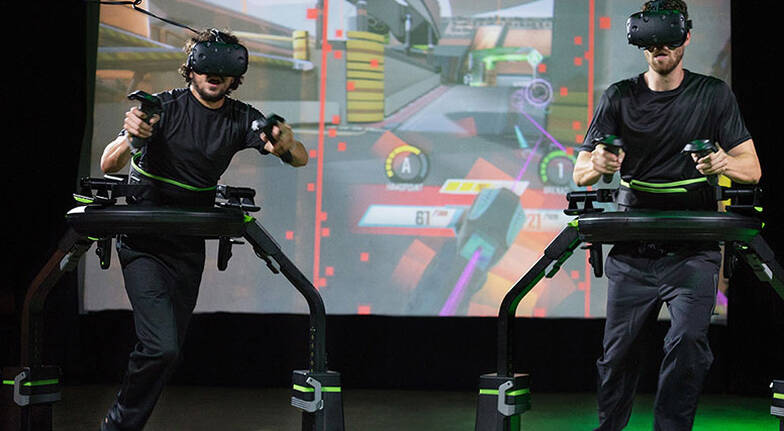 Omni Virtual Reality Experience - Auckland