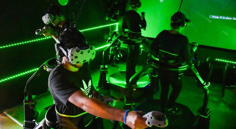 Omni Virtual Reality Experience - 1 Hour