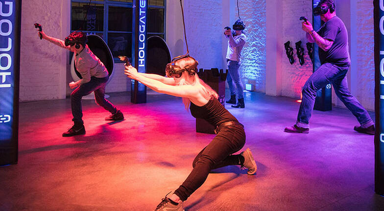 Hologate Virtual Reality Experience- 30 Minutes - Queenstown