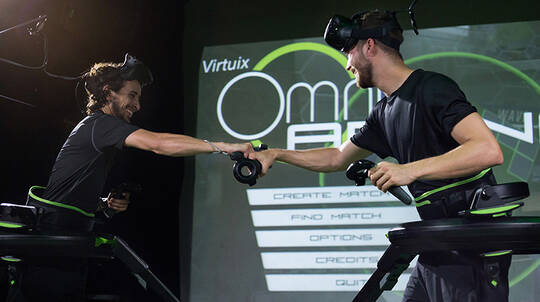 Omni Virtual Reality Experience - Queenstown
