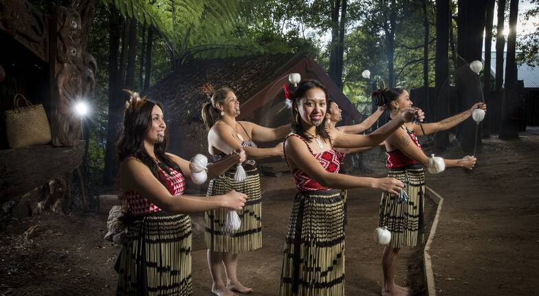 Maori Cultural Experience With Performance and Buffet